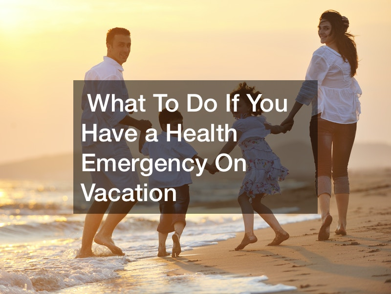 what to do in medical emergency situations